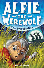 The Evil Triplets (Alfie the Werewolf)-ExLibrary