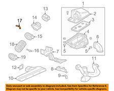 GM OEM Air Cleaner Intake-PCV Valve Tube Hose 24508188