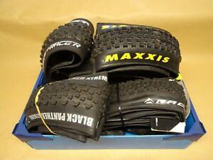 "27.5"" 650b Tyres Choice Of Maxxis Onza Mavic Schwalbe etc Unused Mtb Xc Am"