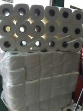144 TOILET ROLLS 2 PLY 200 SHEETS TISSUE LUXURY QUILTED (4 CASES) joblot Markets