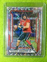 PATRICK MAHOMES PRIZM CARD CHIEFS SP /99 JERSEY #5 TEXAS TECH  2019 National VIP