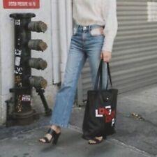 Current/Ellitott New Women's 26 The Five-Pocket Vanessa Crop Straight Leg Jeans