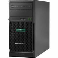 HPE ProLiant ML30 G10 4U Tower Server - 1 x Intel Xeon E-2124 Quad-core [4 Core]