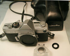 Minolta SR-7 SLR Film Camera Body Super Clean