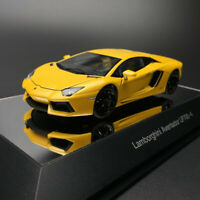 Autoart 1:43 Lamborghini Aventador LP700-4 Diecast Car Model w/Display Case Base