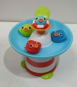 Yookidoo Bath Toy - Magical Duck Race with Auto Fountain