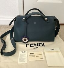 Fendi By The Way Flower Small Bag Calfskin Leather