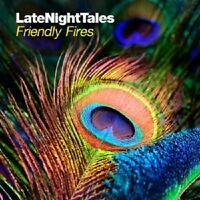 FRIENDLY FIRES - LATE NIGHT TALES  CD  ELECTRO / AMBIENT / POP  NEU