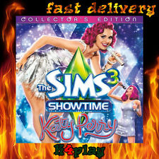 The Sims 3 Showtime Katy Perry Collector's Edition PC Origin CD Key