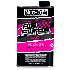 Muc-Off Off Road Motorcycle Bike Motocross ATV High Performance Air Filter Oil