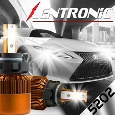 XENTRONIC LED HID 6K Foglight  kit 5202 12086 H16 Dodge Charger 2006-2014