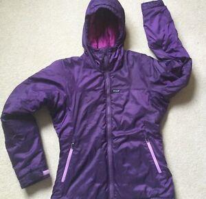Páramo Women's Torres Medio insulating winter Jacket Elderberry- XS (UK 10)