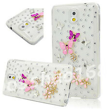 Glitter Luxury Bling Gems Diamonds PC Hard Shell back phone Case Cover Skin #a