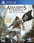 PLAYSTATION PS4 GAME ASSASSIN'S CREED IV BLACK FLAG BRAND NEW AND SEALED