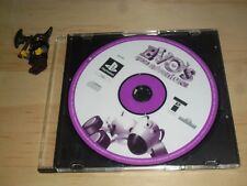 Evo's Space Adventure - PlayStation - PS1 - PAL format - manual & game only
