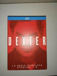 Dexter Serie Completa Bluray