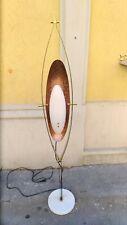 raro perspex per piantana e applique reggiani in rame plaxiglass ricambio