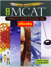 2015 Examkrackers MCAT Complete Package 9th Edition 6-Volume  Read Description!