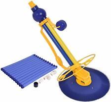 Giantex Aspirateur Piscine Aspirateur Automatique Nettoyeur Piscine Bleu