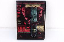 EL MAL QUE HACEN LOS HOMBRES - DVD - DANIEL FARALDO - ANDREW TARBET