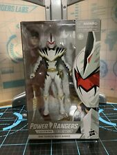 Power Rangers Lighting Collection Dino Thunder White Ranger Walgreens