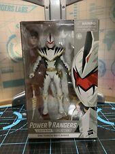 Power Rangers Lighting Collection Dino Thunder White Ranger Walgreens