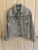 Rag & Bone- New York - Women's Denim Jacket, Sz L, BNWT, RRP $499