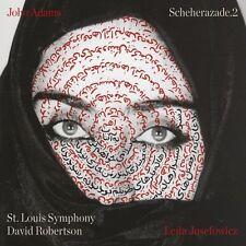 Leila Josefowicz / S - John Adams: Scheherazade.2 [New CD]