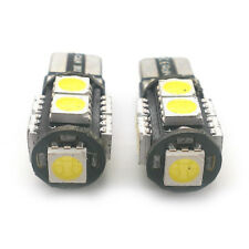2x White 9 LED Side Light W5W T10 501 Fits Ford Fusion (2002-2012) AMHL1017W