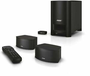 TOP: Bose CineMate GS Series II 2 - Digital Home Cinema Lautsprecher System