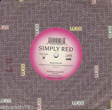 SIMPLY RED If You Don't Know Me By Now / Move On Out 45