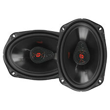 """Cerwin Vega H7693 Hed 6""""x9"""" 3-way Coaxial Speaker Set - 420w Max / 60w Rms"""