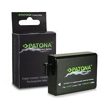 LP-E5 BATTERIA PREMIUM CANON EOS 450D BATTERIA DI PATONA 1020 MAH