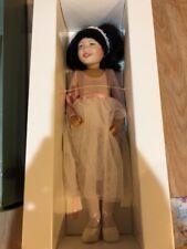 """Kish And Company Ballerinas Nina Doll 10.5"""" COA Asian Girl Limited To 500 New"""