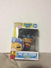 Funko Pop Animation Family Guy Ray Gun Stewie Vinyl Figure