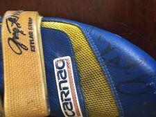 Greg LeMond Carnac Shoes - Autographed