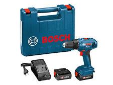 Bosch Trapano avvitatore 14,4V 2 batterie 1,5Ah Professional GSR 1440 LI + PUNTE