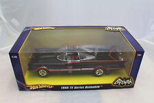 1966 TV Series Batman Batmobile Blue Box Heritage L2090 Hotwheels Sealed 1-18