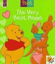 Winnie The Pooh The Very Best Mama (Peek-A-Pooh)