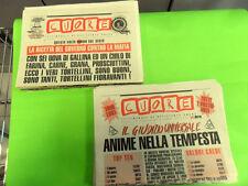 CUORE SETTIMANALE SATIRICO.ANNO I 1991.LEGGI BENE