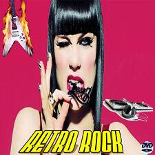 """Dj Video Mix * 80s RETRO ROCK """" 80 Minutes Of Classic Hits!!!"""