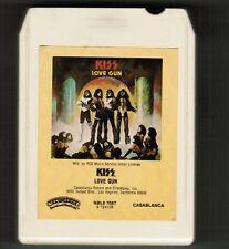 KISS Love Gun USA Over 8-Track Cartridge NBLP 87057 Casablanca