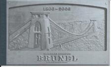 QE2 BRUNEL £8.85 PRESTIGE BOOKLET DX36 2006