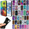 For Apple iPod Touch 5 5th/ 6 6th/ 7 Gen 2019 TPU Black Silicone Cover Case