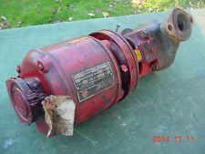 Bell & Gossett 1725 RPM Water Furnace Circulating Pump Alternating Current Motor