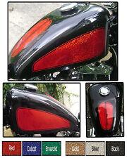 Motorcycle gas tank decal Honda, Harley, Victory, Yamaha, Kawasaki, Suzuki
