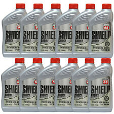 Synthetic Blend 5W30 Motor Oil 12 Quarts In Case PHILLIPS 66 Shield Defense