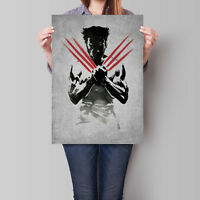 The Wolverine Poster 2013 Movie IMAX Wall Art 16.6 x 23.4 in (A2)