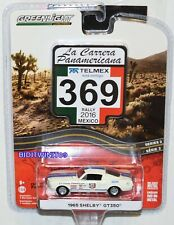 GREENLIGHT LA CARRERA SERIES 2 1965 SHELBY GT350 W+