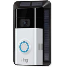 Ring 8EA8S70EN0 Solar Mount Charger for Video Doorbell 2